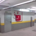 Instalación de protección contra incendios